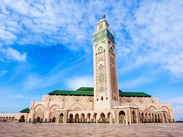 paket muslim tour maroko