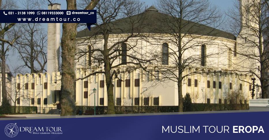 Muslim Tour Eropa dream tour, tour eropa 2018, paket tour eropa