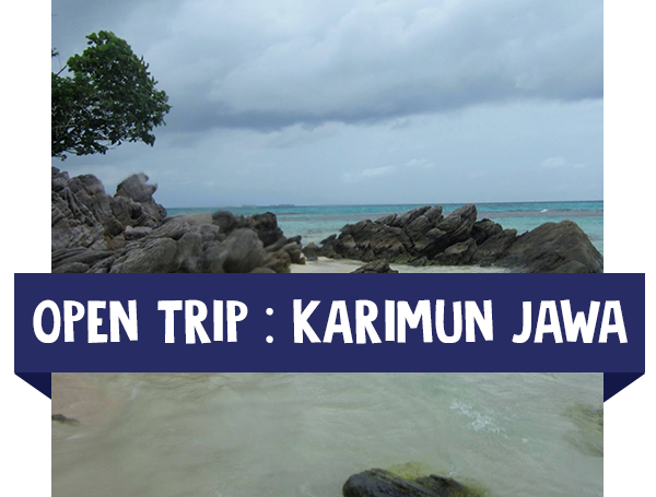 paket wisata open trip karimun jawa