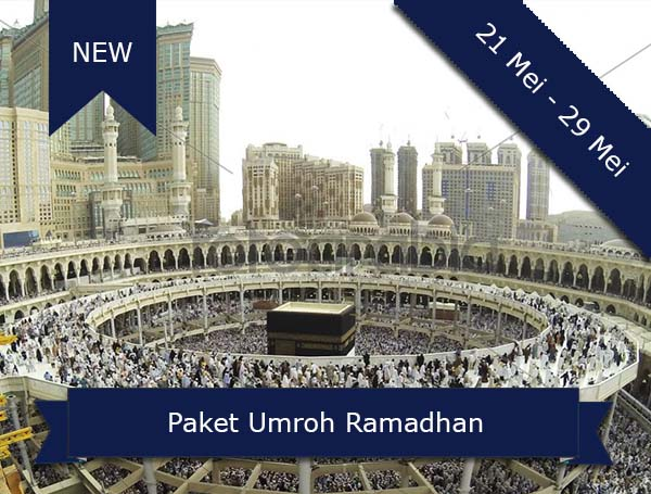 umroh, paket umroh, paket umroh ramadhan 2018, pt dream tour and travel