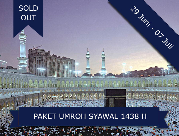 umroh, paket umroh, paket umroh reguler 2017, pt dream tour and travel